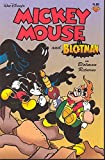 img - for Mickey Mouse and Blotman: Blotman Returns book / textbook / text book