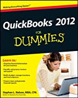 QuickBooks 2012 For Dummies Front Cover