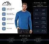 Merino.tech 100% Organic Merino Wool Lightweight