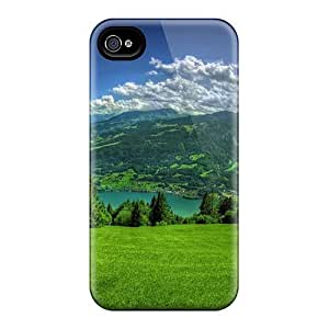 High Quality Mountain Valley Case For Iphone 4/4s / Perfect Case