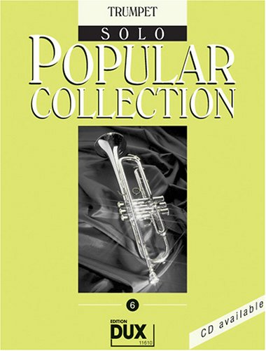 Popular Collection 6 Trompete Solo