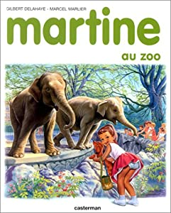 "Afficher ""Martine au zoo"""