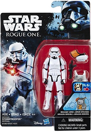 Star Wars Rogue One Imperial Stormtrooper 3.75 Figure by Has