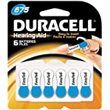 Duracell EasyTab Hearing Aid 675 Battery (24 batteries)