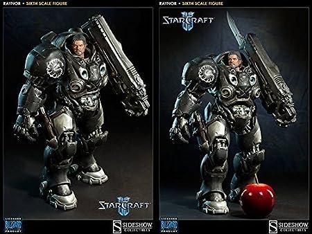 Starcraft II Jim Raynor 1:6 Action Figure by Sideshow: Amazon.es: Juguetes y juegos