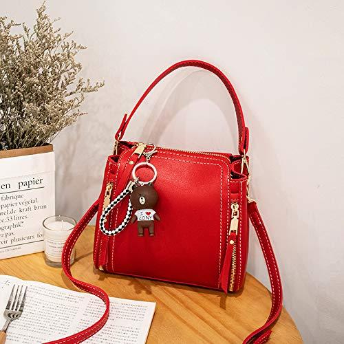 Yukun Yukun Yukun Handtasche Bag Female Bag Umhängetasche Handtasche Mode Einfache Mini Bag B07MP2WJKR Damenhandtaschen Online-Shop 73957c