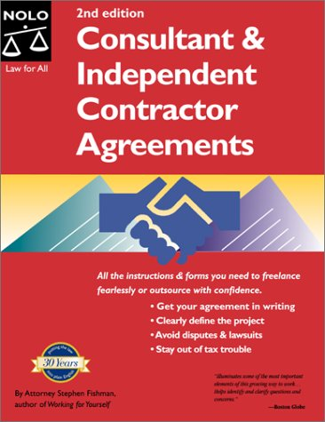 Consultant And Independent Contractor Agreements With CDROM