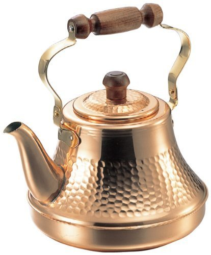 TAKEKOSHI Copper Classy kettle 2.5L from JAPAN