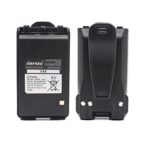 Bp265 Bp 265Li Bp 264 2200Mah Li Ion Battery For Icom Ic T70a Ic T70e Ic F3001 Ic F4001 Ic F3101d Ic F4101d Radio