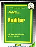 Auditor, Jack Rudman, 0837300606
