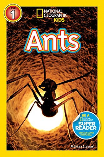 National Geographic Readers: Ants by Brand: National Geographic Children's Books