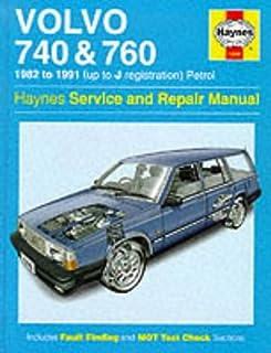 volvo 440 460 and 480 1987 97 service and repair manual haynes rh amazon co uk 1978 Volvo 1985 Volvo