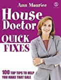 House Doctor Quick Fixes, Ann Maurice and Fanny Blake, 0007122403