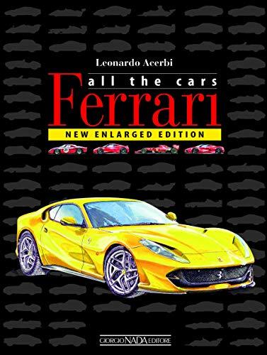 Ferrari: New Enlarged Edition (Coffee Table Portofino)