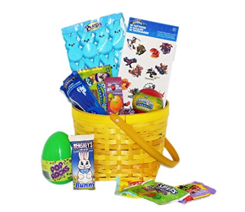 Skylander Easter Themed Candy and Toy Gift -