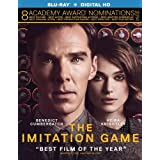 The Imitation Game (Blu-ray + Ultraviolet)