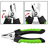 Dog Nail Clippers Trimmers, WLWQ Pet Claws Clippers