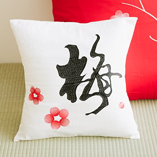 1 Red Euro pillow slip sham cover, over size pillowcase 26