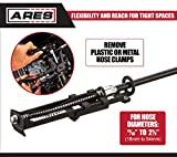 ARES 71100 - Flexible Hose Clamp Plier - 24-Inch