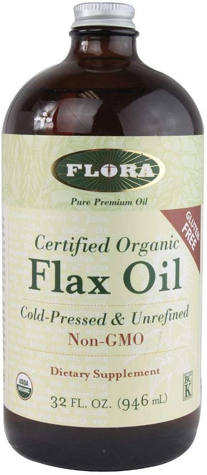 Flora Omega Oils Variation (Flax Oil)