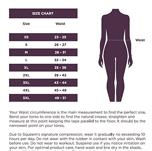 4123692b77 Squeem  Perfect Waist  Contouring Cincher at Amazon Women s Clothing store