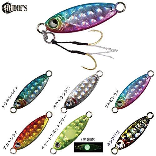 魚子メタル ギョシメタル スロージグ アジ アジング メバル メバリングの商品画像