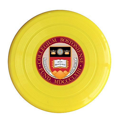 AOLM Boston BC College Outdoor Game Frisbee Light Up Flying Yellow