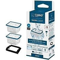 CIANO Aquarium Filter Media–Eau Clair Laser SM/CF40X2