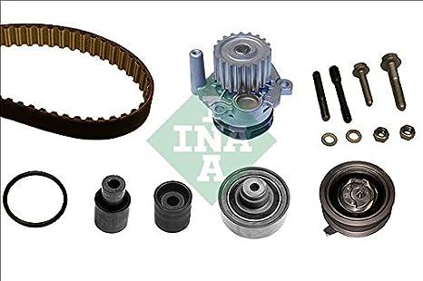 Kit distribución Ina + Bomba Agua + GOLF IV (1J1) - 1.9 TDI kw66 Mot. Alh: Amazon.es: Coche y moto