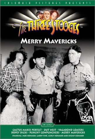 The Three Stooges: Merry Mavericks (Subtitled)