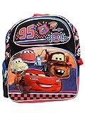 Small Backpack - Disney - Cars 95 Kids School Bag New 652685
