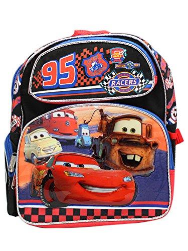 Disney Small Backpack Cars 95 Kids School Bag New 652685