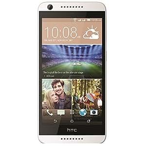 HTC Desire 626G Dual-SIM 8GB Factory Unlocked 3G Smartphone (White Birch) - International Version
