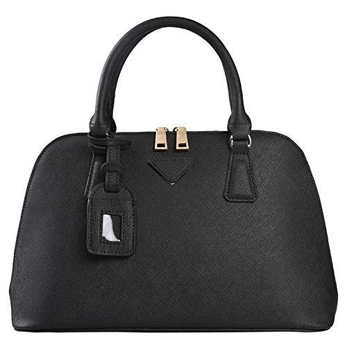 Bag Atmosphere Simple Casual Bag Jxth Tote Viaggi Shoulder viaggio Diagonal Shoulder Women Portafogli Womens da Time Black 5WzTnnXx