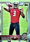 2015 Jameis Winston Topps Mint Rookie Card 500 M (Mint)