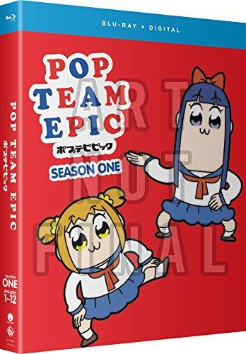 Pop Team Epic - Season One [Blu-ray] by Funimation