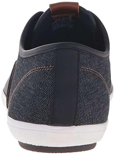 Aldo Mens Abiradia Mode Sneaker Svart Läder