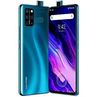 "UMIDIGI S5 Pro Unlocked Cell Phones(6GB+256GB) 6.39"" FHD+ Ultra FullView Display, Quad Camera(48+16+5+5MP) Smartphone with in-Screen Fingerprint Sensor, 4680mAh High-Capacity Battery."