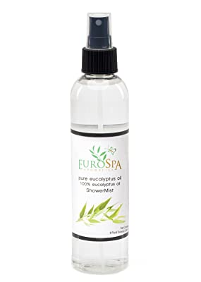 Eucalyptus Oil ShowerMist and Steam Room Spray