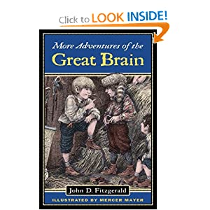 More Adventures Of The Great Brain John D. Fitzgerald