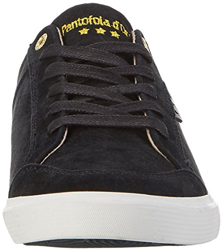Pantofola d'Oro Torino Uomo Low, Baskets Homme Noir (Black .25y)