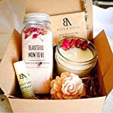Beautiful Mom To Be Gift Basket, Expecting Mom Gifts, Pregnancy Gift Set, Gift ideas for Mom To Be, Organic Spa Care Package
