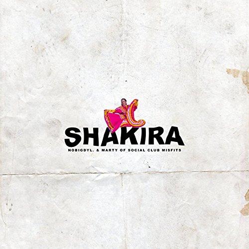 Shakira (feat. Marty)
