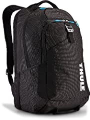 This large 32 liter backpack is designed for gear-heads who need dedicated electronics protection plus plenty of bulk storage and organization pockets for whatever the day might bring.