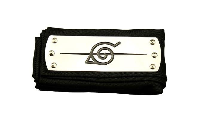 Amazon.com: Mtxc Naruto Cosplay Accessories Konoha Betrayer ...