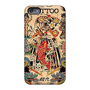 Excellent Cell-phone Hard Covers For Apple Iphone 6 Plus (JyR10795JMOd) Provide Private Custom Nice Ed Hardy Japanese Tattoo Pictures