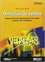 Dirección de ventas (12ª ed.) (Libros profesionales