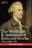 The Writings and Speeches of Edmund Burke, Edmund Burke, 1605200816