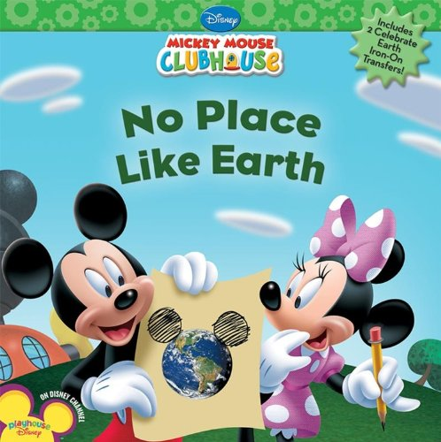 Download No Place Like Earth (Mickey Mouse Clubhouse) PDF