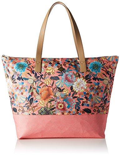 Oilily Daily Rose Shopper Shell bandoulière sac 332 Pink wRrwd7qW
